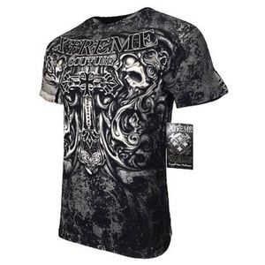 XTREME COUTURE by AFFLICTION Men T-Shirt HADES